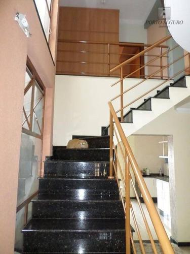 casa  residencial à venda, catharina zanaga, americana. - ca0095