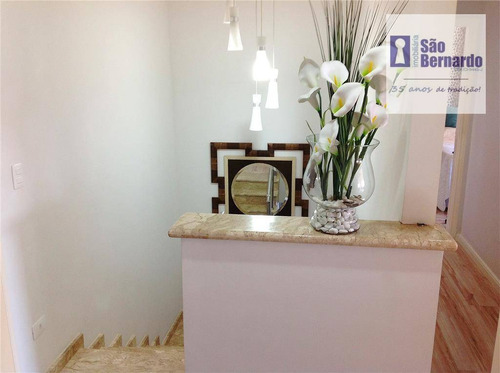 casa residencial à venda, catharina zanaga, americana. - ca0348