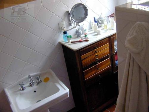 casa residencial à venda, caxingui, são paulo. - ca0720