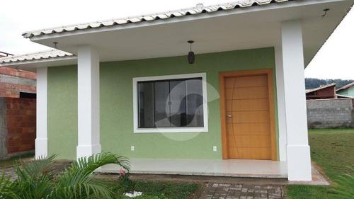 casa residencial à venda, caxito, maricá. - ca1424