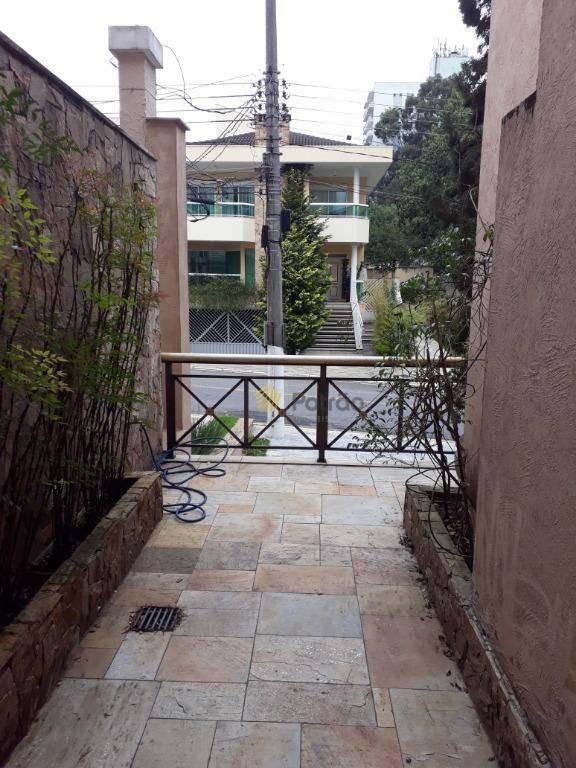 casa residencial à venda, central park, são bernardo do campo - ca0211. - ca0211