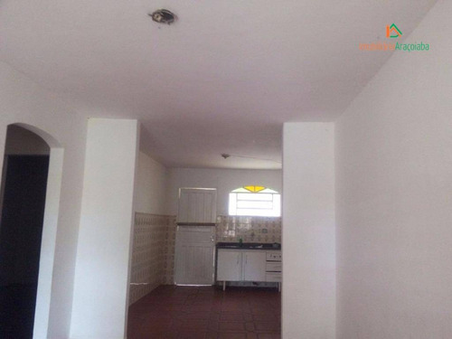 casa residencial à venda, centro, araçoiaba da serra - ca0158. - ca0158
