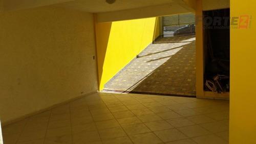 casa residencial à venda, centro, arujá. - codigo: ca0202 -