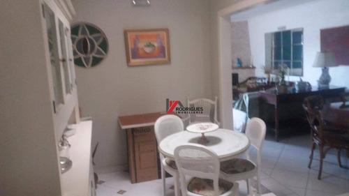 casa residencial à venda, centro, atibaia. - ca1238