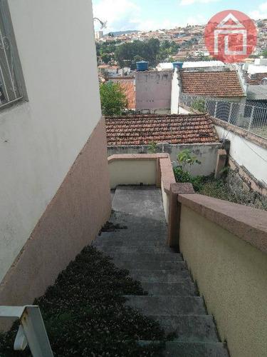 casa residencial à venda, centro, bragança paulista. - ca1662