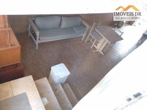 casa residencial à venda, centro, campinas. - ca0126