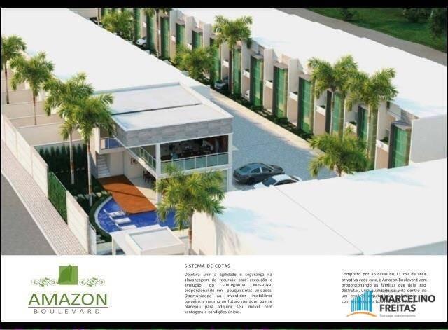 casa residencial à venda, centro, eusébio - ca1146. - ca1146