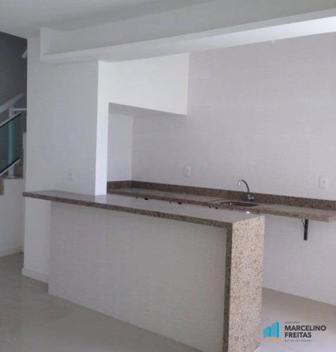 casa residencial à venda, centro, eusébio - ca1301. - ca1301