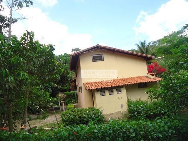 casa residencial à venda, centro, guaramiranga. - ca0448