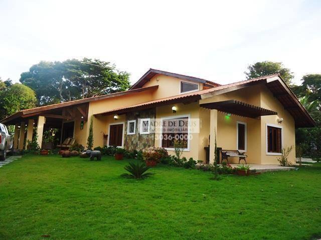 casa residencial à venda, centro, guaramiranga. - ca0449