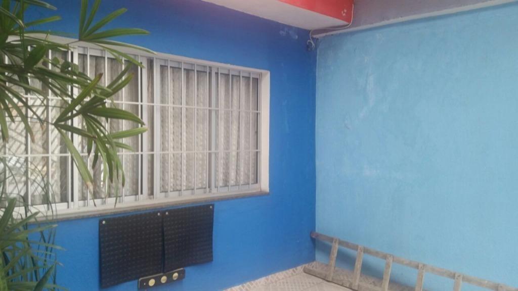 casa residencial à venda, centro, guarulhos. - ca0263