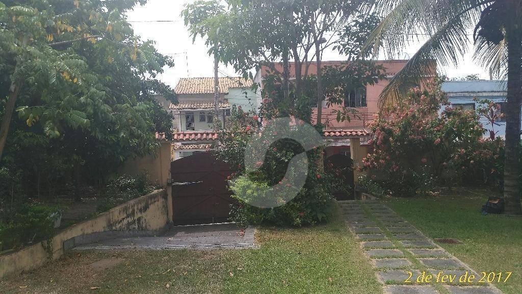 casa residencial à venda, centro, itaboraí. - ca0934