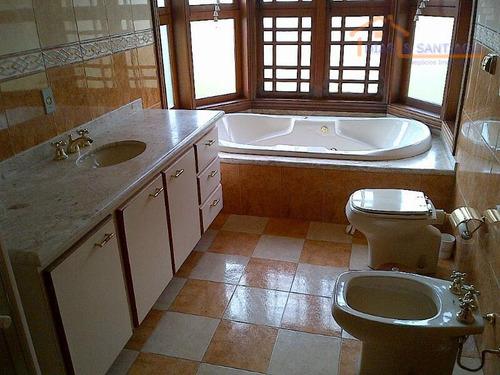 casa  residencial à venda, centro, itapira. - ca0033