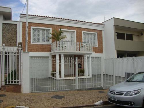 casa residencial à venda, centro, itu. - ca3328