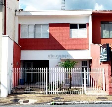 casa residencial à venda, centro, itu - ca5347. - ca5347