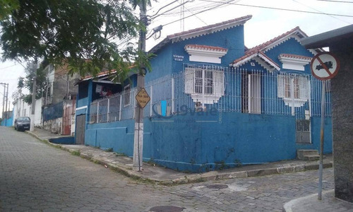 casa residencial à venda, centro, jacareí. - ca0689