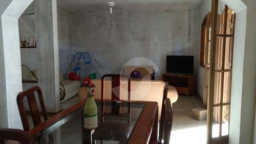 casa residencial à venda, centro, maricá. - ca0670