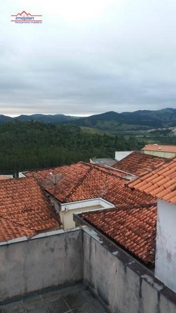 casa residencial à venda, centro, nazaré paulista. - ca2402