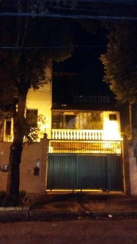 casa residencial à venda, centro, niterói. - ca1131