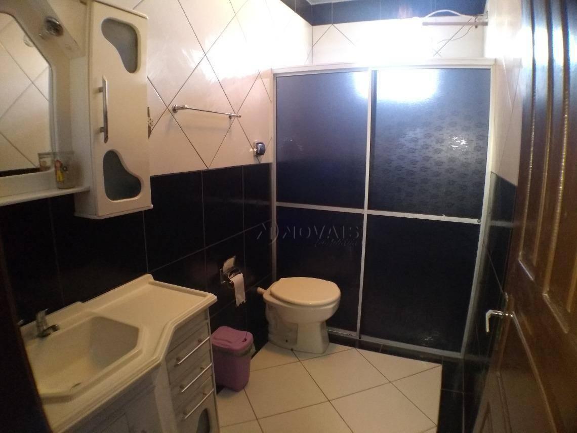 casa residencial à venda, centro, nova hartz. - ca2343