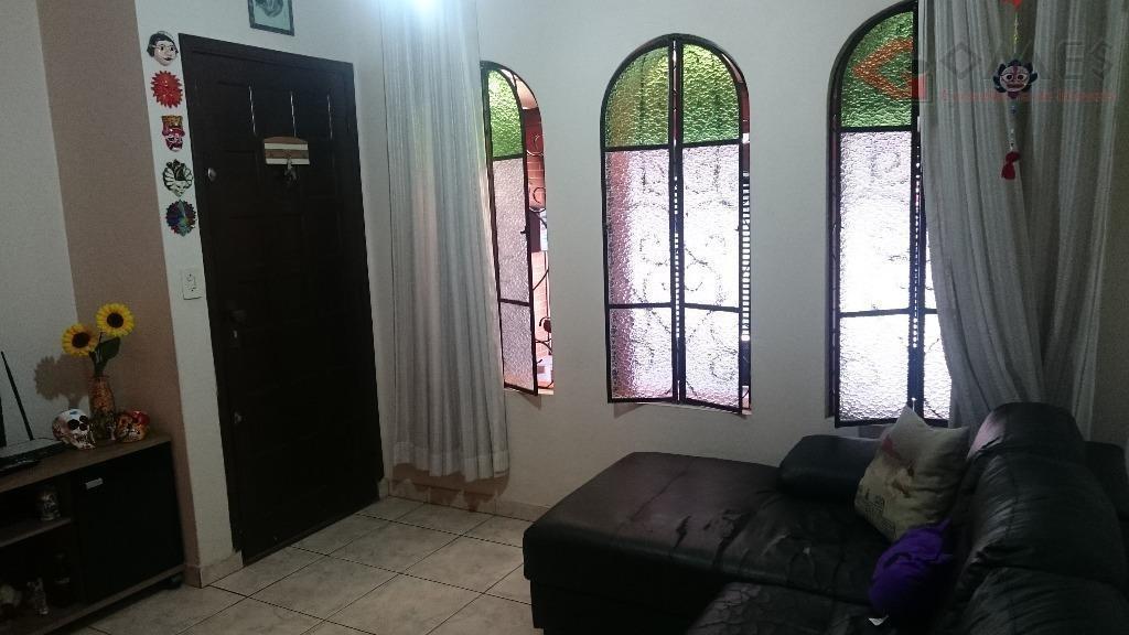 casa residencial à venda, centro, são bernardo do campo. - ca0420