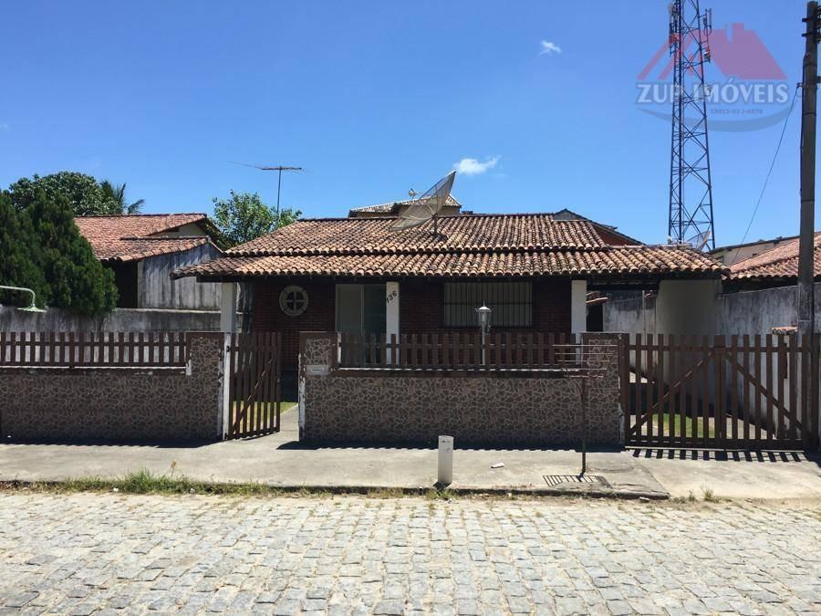 casa residencial à venda, centro, são pedro da aldeia. - ca0184