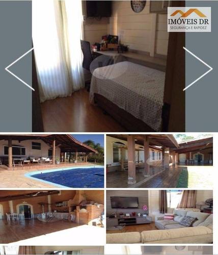 casa  residencial à venda, centro, vinhedo. - ca0096