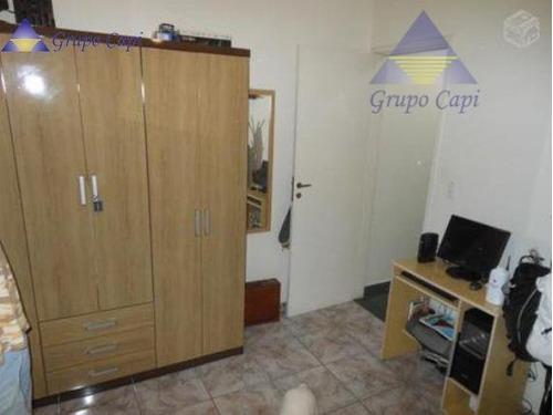 casa residencial à venda, chácara belenzinho, são paulo - ca0093. - ca0093