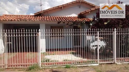 casa  residencial à venda, chácara da barra, campinas. - ca0085