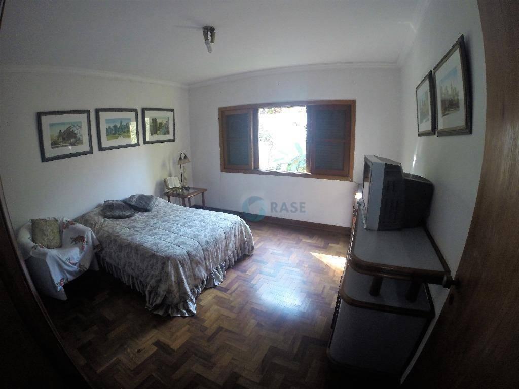 casa residencial à venda, chácara flora, são paulo. - ca0146