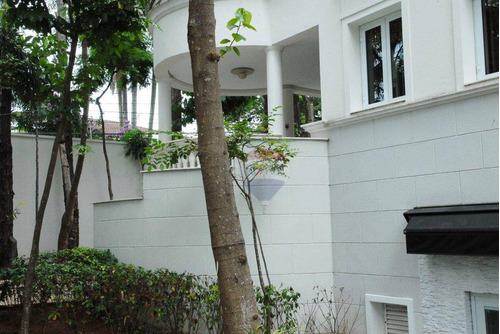 casa residencial à venda, chácara monte alegre, são paulo - ca0286. - ca0286