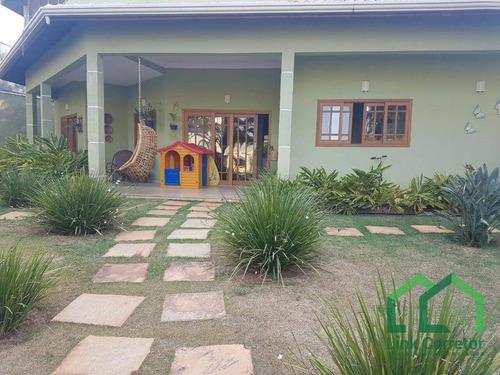 casa residencial à venda, chácara primavera, campinas. - ca0143