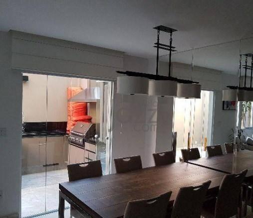 casa residencial à venda, chácara primavera, campinas. - ca3480