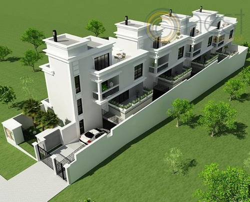 casa residencial à venda, champagnat, curitiba. - ca0063