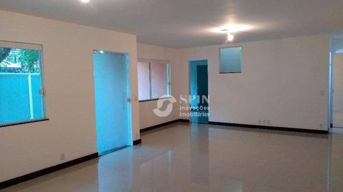 casa residencial à venda, charitas, niterói. - ca0162