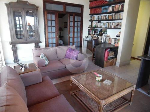 casa residencial à venda, charitas, niterói. - ca1211