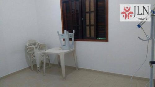 casa residencial à venda, cibratel i, itanhaém. - ca0306