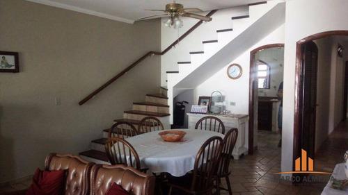 casa residencial à venda, cibratel ii, itanhaém - ca0009. - ca0009