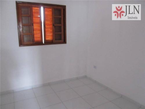 casa residencial à venda, cibratel ii, itanhaém. - ca0036