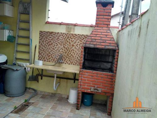 casa residencial à venda, cibratel ii, itanhaém. - ca0118
