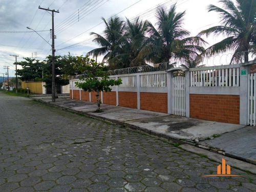 casa residencial à venda, cibratel ii, itanhaém. - ca0119