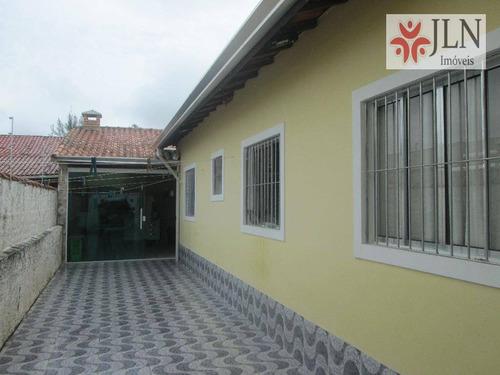 casa  residencial à venda, cibratel ii, itanhaém. - ca0141