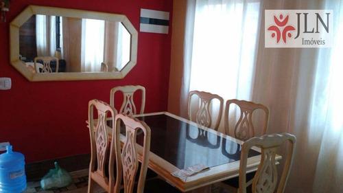 casa  residencial à venda, cibratel ii, itanhaém. - ca0244