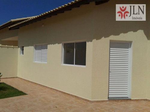 casa  residencial à venda, cibratel, itanhaém. - ca0250
