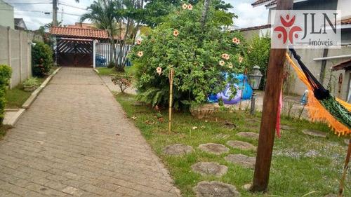 casa residencial à venda, cibratel, itanhaém. - ca0278
