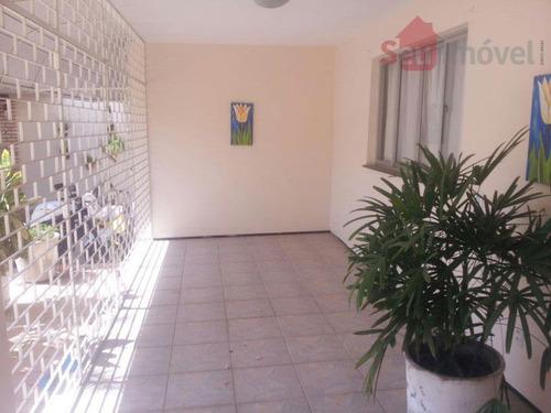 casa  residencial à venda, cidade dos funcionários, fortaleza. - ca0138