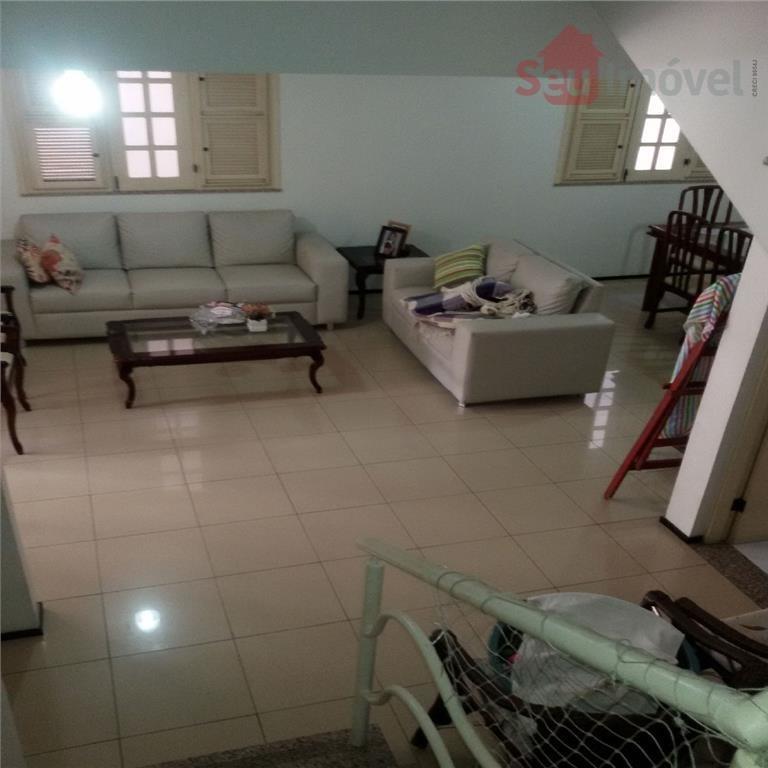 casa  residencial à venda, cidade dos funcionários, fortaleza. - ca0168