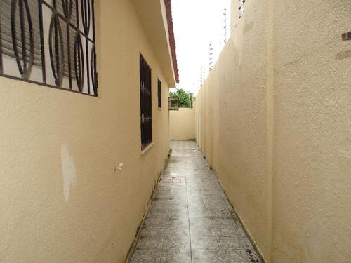 casa residencial à venda, cidade dos funcionários, fortaleza. - ca1096