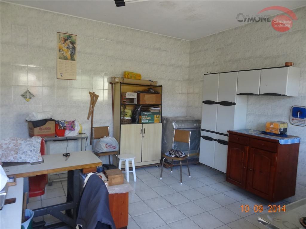 casa  residencial à venda, cidade nitro química, são paulo. - ca0012