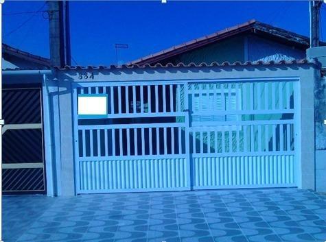 casa residencial à venda, cidade ocian, praia grande. - ca00